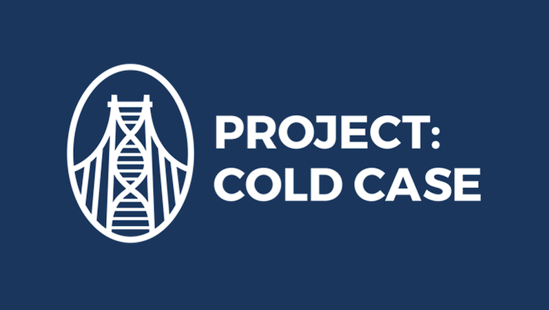 project cold case logo
